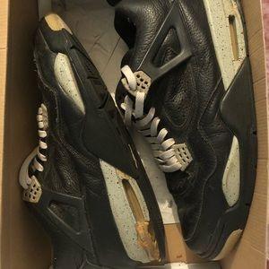 more photos 70dae 4e56e Jordan Shoes - Air Jordan OG Oreo 4 s beaters size 14